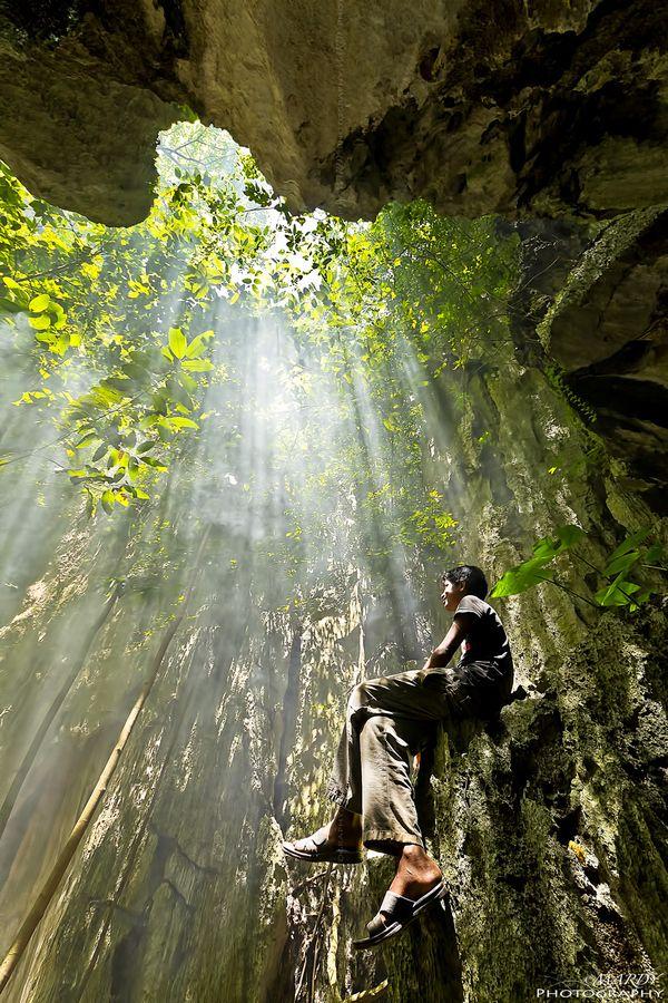 Cave of God Cambodia